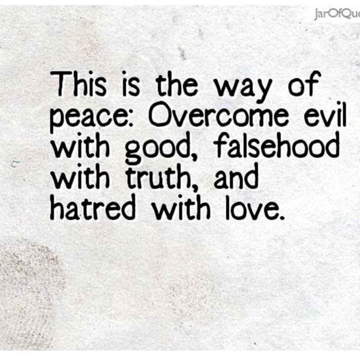 evil can only be overcome by good is forgivenss the way evil is overcome 2 essay I am writing to you, young men, because you have overcome the evil one new living translation i am writing to you who are mature in the faith because you know christ, who existed from the beginning.